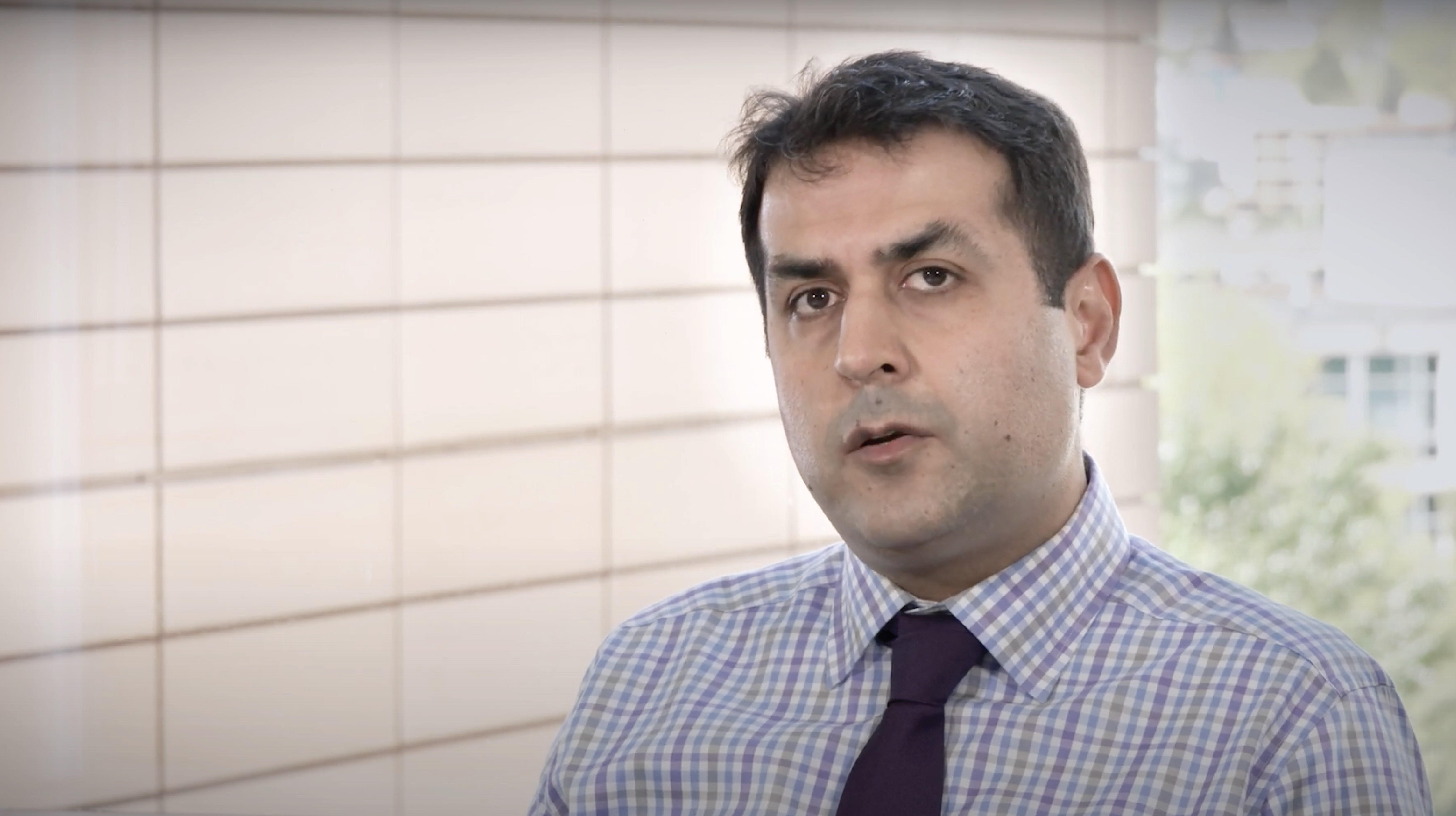 Dr. Nazem Akoum discusses his latest co-authored publication.