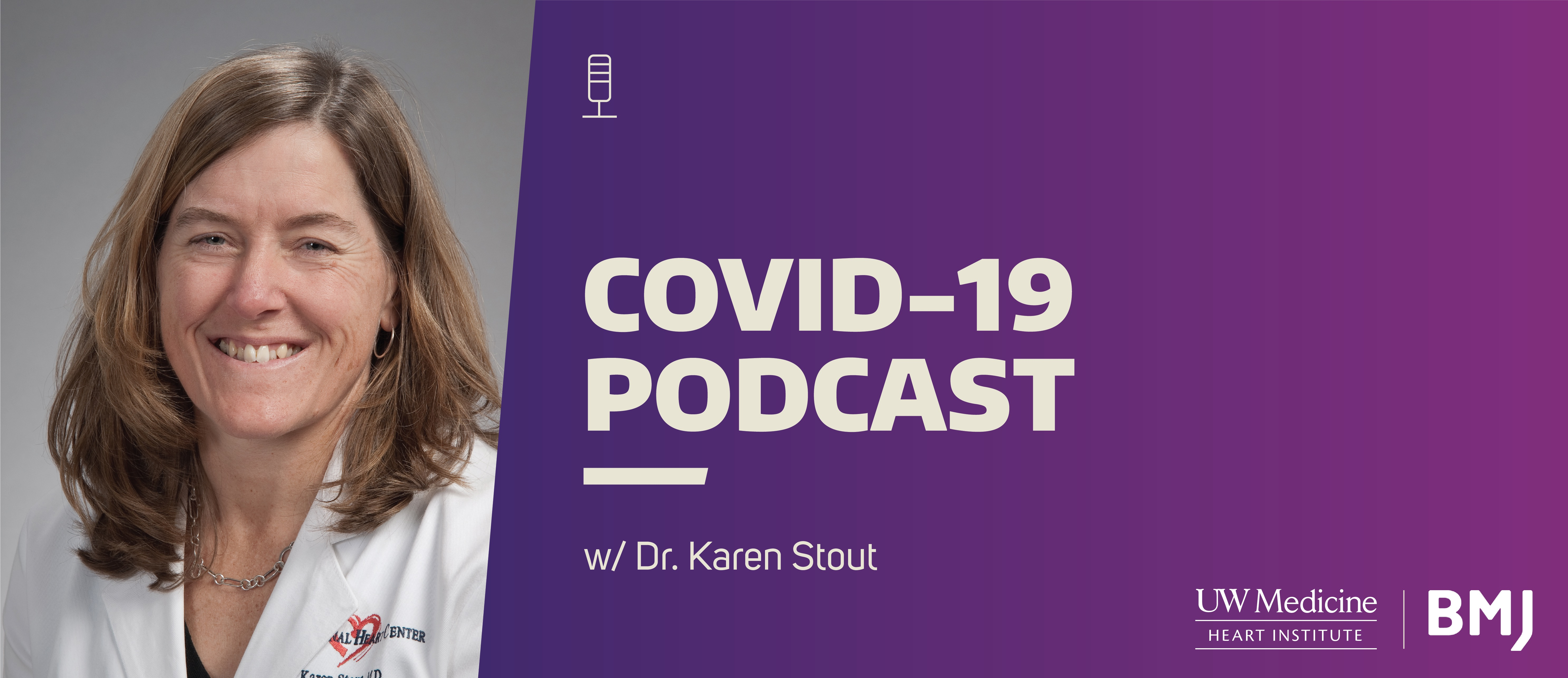 Dr. Karen Stout joins the BMJ podcast to discuss COVID-19.