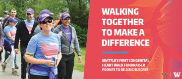 Congenital Heart Walk - Seattle 2018 Recap
