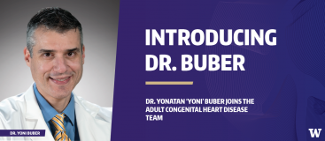 Dr. Yoni Buber joins Division of Cardiology