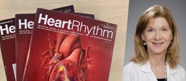 Dr. Jeanne Poole is Editor in Chief at Heart Rhythm Journal