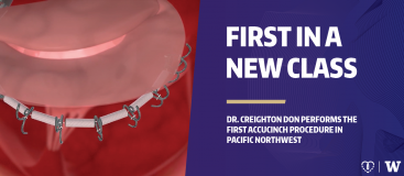 First AccuCinch Procedure in the Northwest via Dr. Don