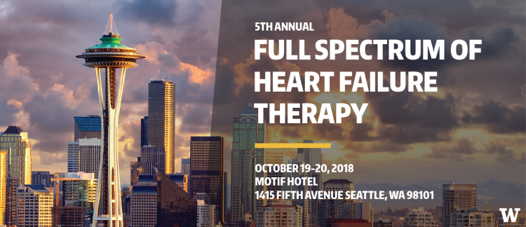 Divisions of Cardiology and Cardiothoracic Surgery hold 5th Annual Full Spectrum of Heart Failure event