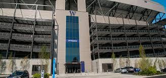 Exterior UW Stadium